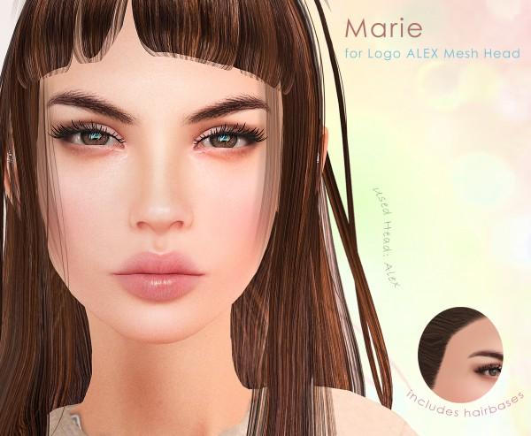 Marie Logo Vendors