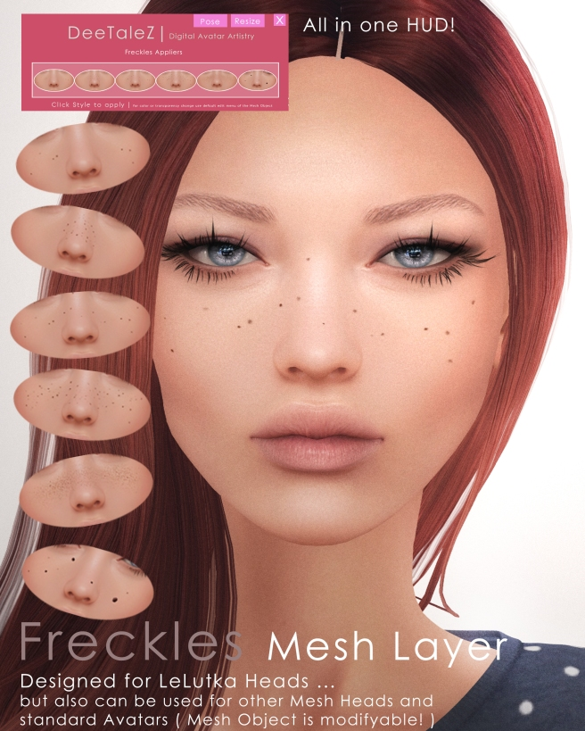 Freckles Layer