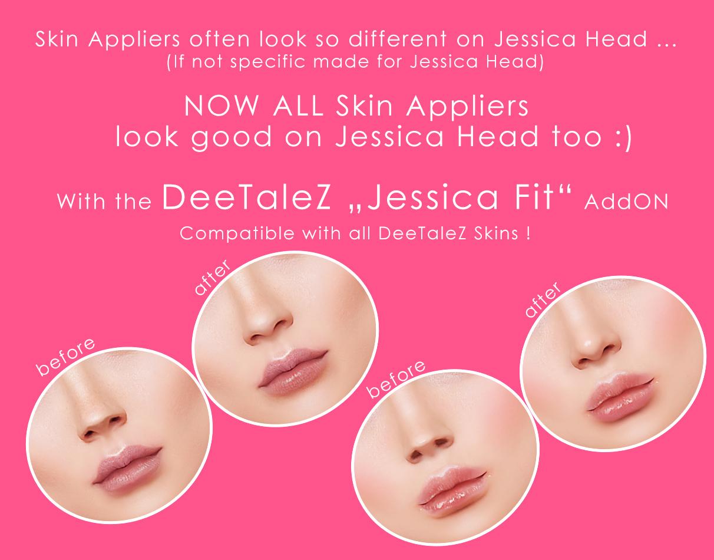 Jessica AddOn vendor