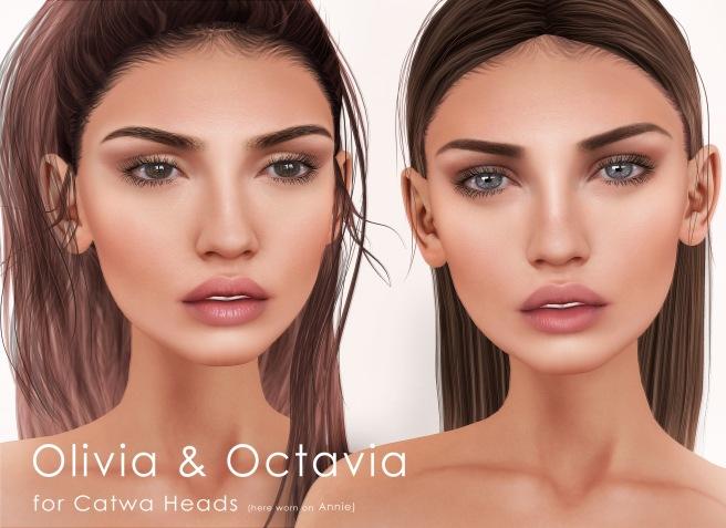 Olivia and Octavia