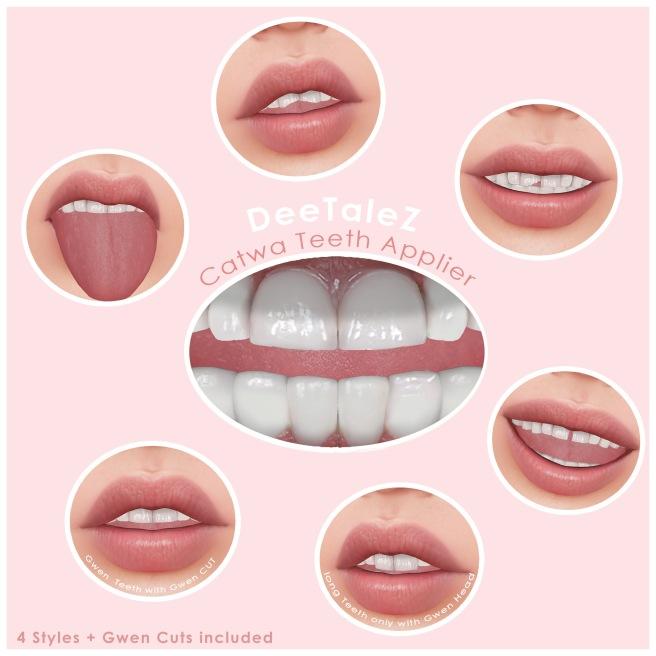 Teeth vendor