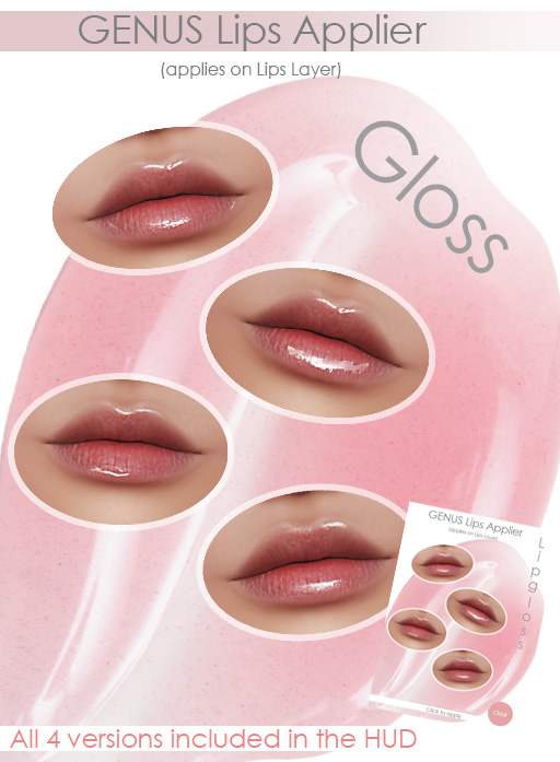 GENUS MU Palette VENDOR GLOSS