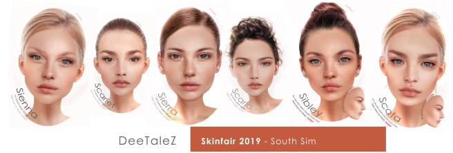 Skinfair ADD 2019