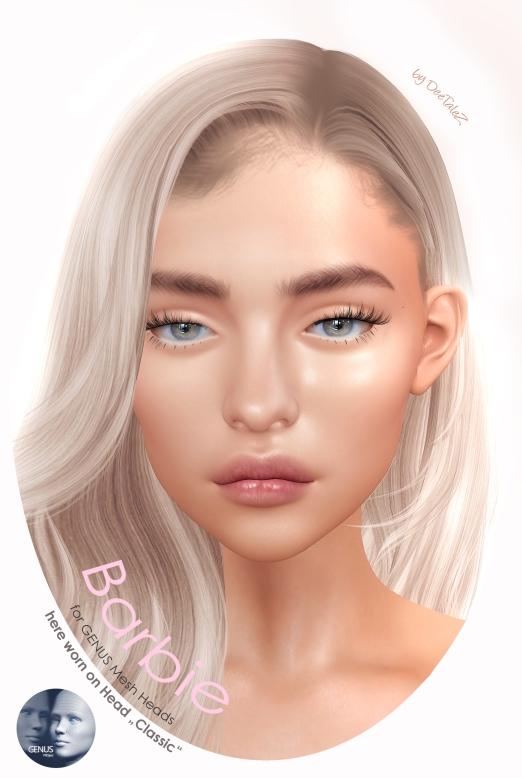 NEW VENDOR 2020 GENUS Barbie