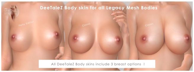 Vendor Body Legacy BREATS