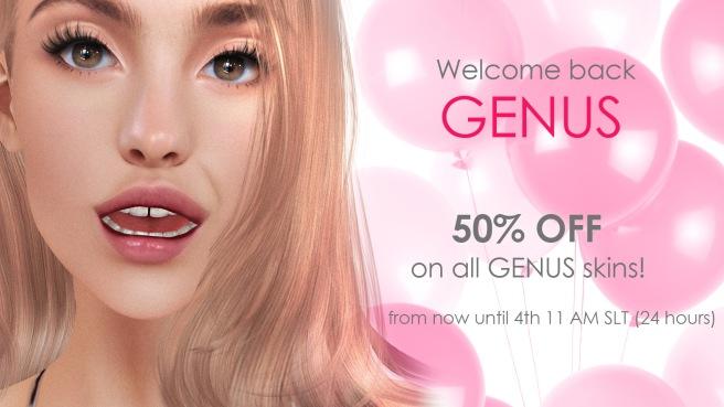 GENUS 50